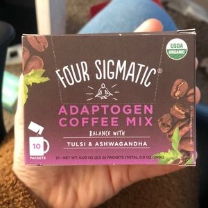 7/10 adaptogen coffee mix